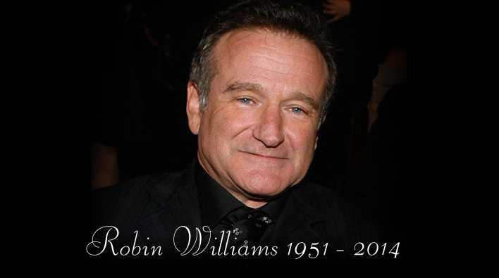 Death of acting great Robin Williams
