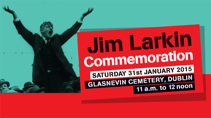 Jim Larkin Commemoration