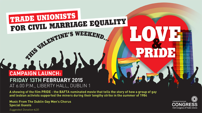 Trade Unionists for Civil Marriage Equality