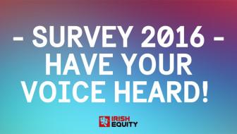 Survey 2016 – Have your voice heard