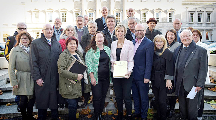 Irish Equity, the MUI and the NUJ winning for actors and musicians
