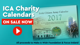 Irish Citizen Army Charity Calendar