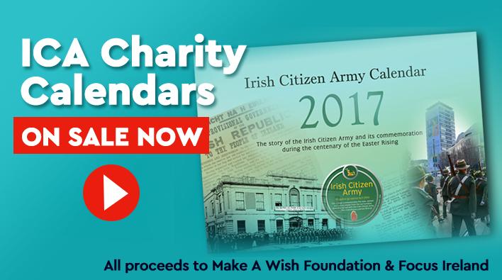 Irish Citizen Army Charity Calendar