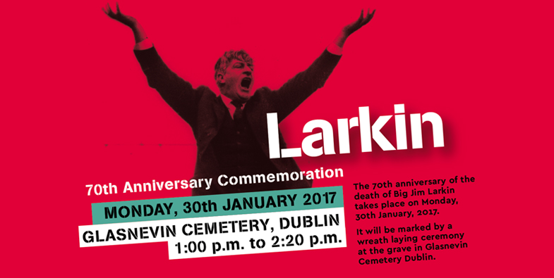 Larkin Commemoration