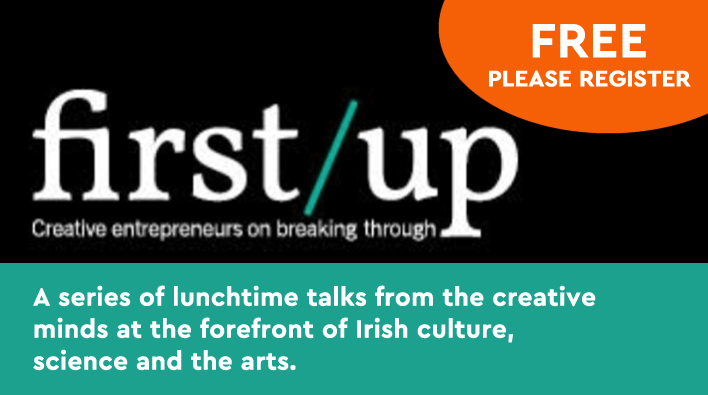 Lunchtime talks from the creative minds at the forefront of Irish culture, science and the arts
