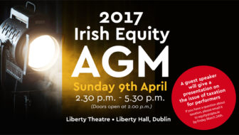 2017 Irish Equity AGM
