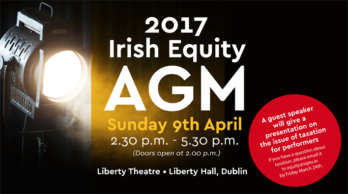 2017 Irish Equity AGM