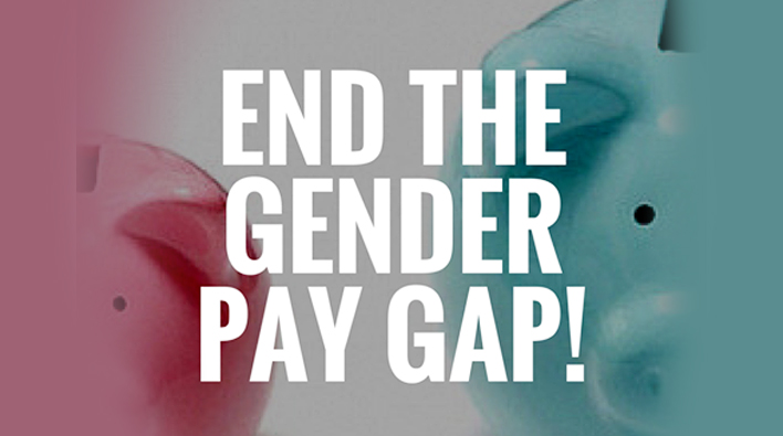 End the gender pay gap