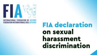 FIA declaration on sexual harassment discrimination