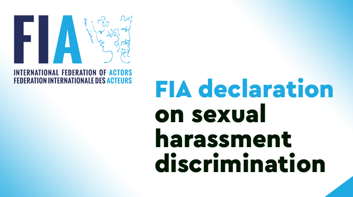 FIA declaration on sexual harassment discrimination