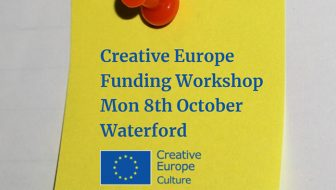 Creative Europe Funding Workshop