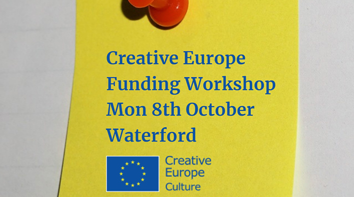 Creative Europe Funding Workshop